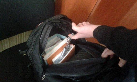 Полтавському підлітку загрожує три роки ув'язнення за носіння холодної зброї (фото) - фото 1