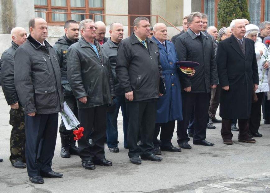 У Житомирі відкрили меморіальну дошку  полковнику гвардії Анатолію Шмілу, фото-4