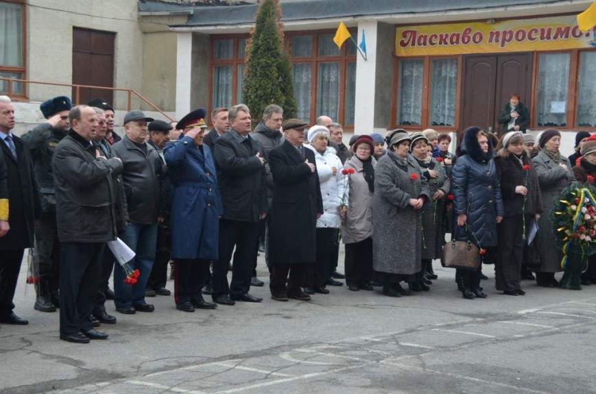 У Житомирі відкрили меморіальну дошку  полковнику гвардії Анатолію Шмілу, фото-6