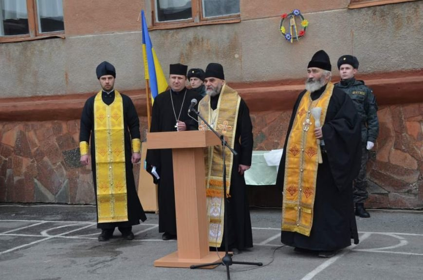 У Житомирі відкрили меморіальну дошку  полковнику гвардії Анатолію Шмілу, фото-5