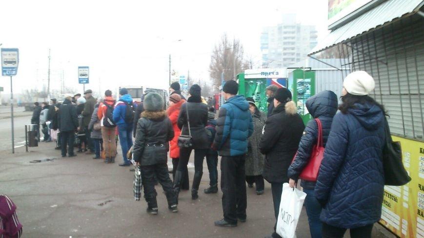 В Днепродзержинске срывают работу общественного транспорта, фото-2