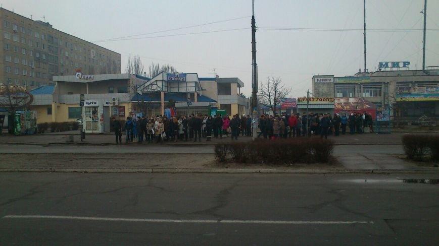 В Днепродзержинске срывают работу общественного транспорта (фото) - фото 3