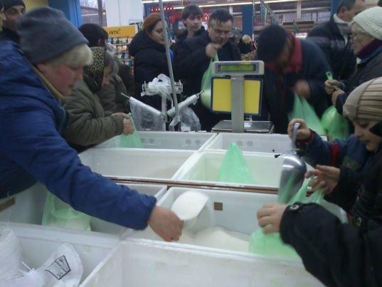 Одесский актер с юмором описал панику в супермаркетах (ФОТО) (фото) - фото 1