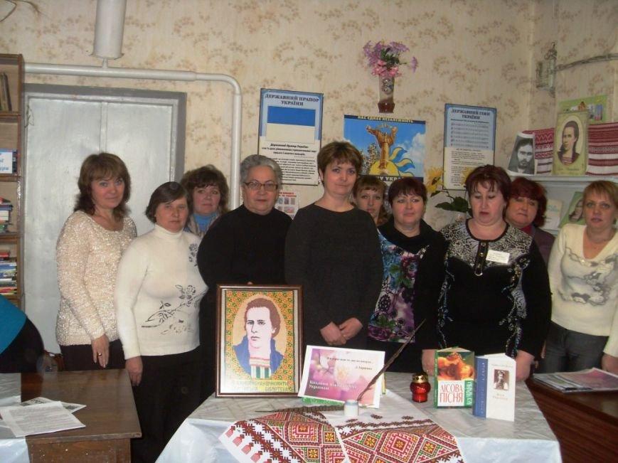 Торжественные мероприятия в Славянском районе к годовщине со дня рождения Леси Украинки (фото) - фото 2