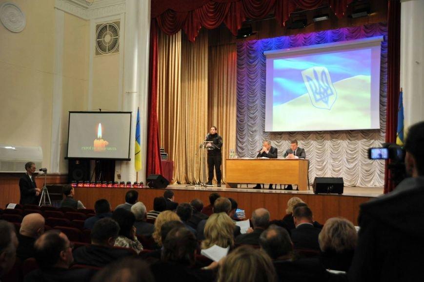 Зорян Шкиряк посоветовал мариупольским депутатам почитать уголовный кодекс Украины и «не бузить» (ФОТО), фото-1
