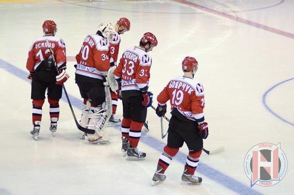 ХК «Неман» и ХК «Металлург» «поделили» победы в первых четвертьфинальных матчах плей-офф, фото-4