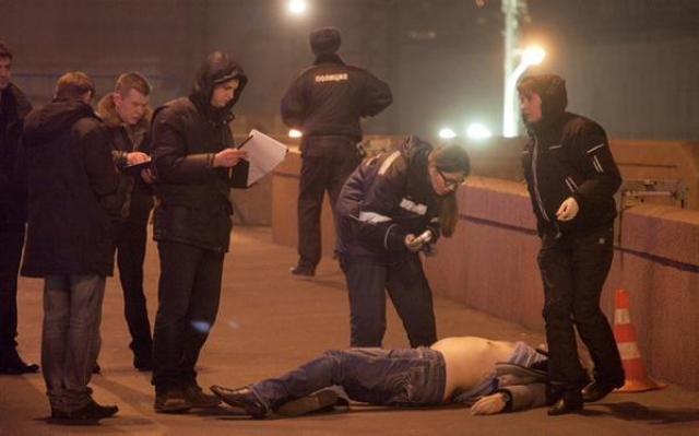 Вечером в пятницу в центре Москвы застрелен российский оппозиционер Борис Немцов, фото-1
