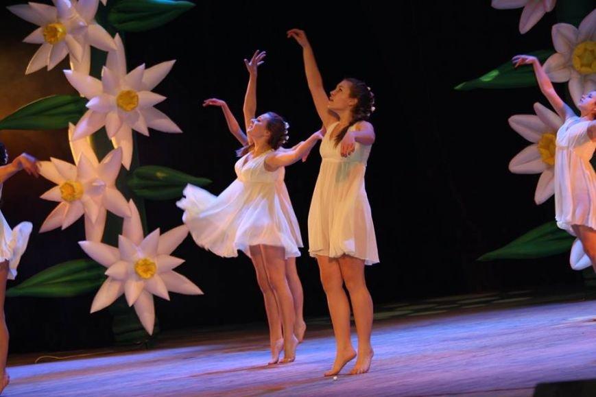В Мариуполе  «Діти-квіти» заявили, что они против войны (ФОТО), фото-12