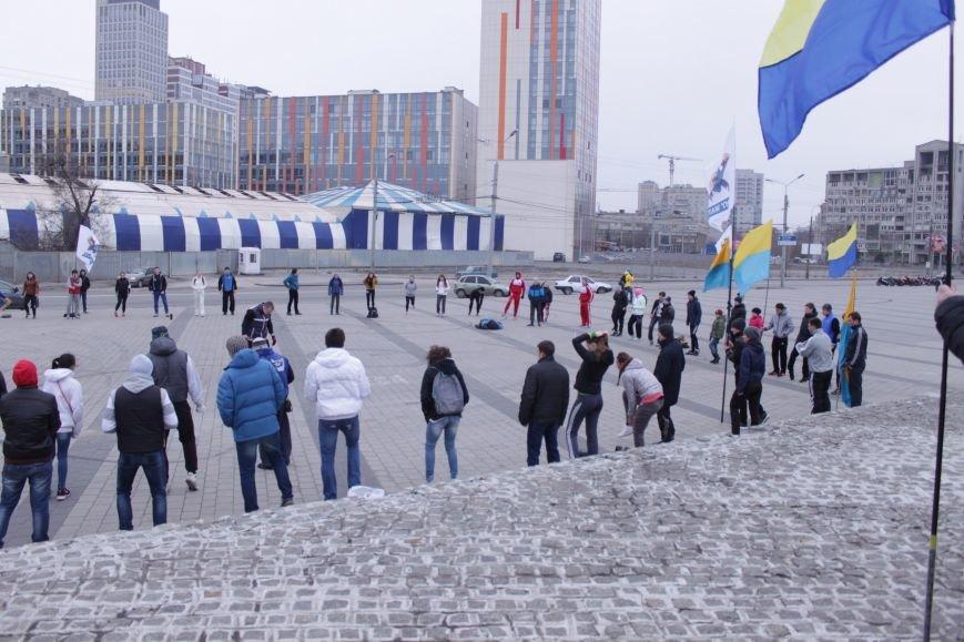 Как в Днепропетровске прошел «День здорового образа жизни» (ФОТОРЕПОРТАЖ) (фото) - фото 1