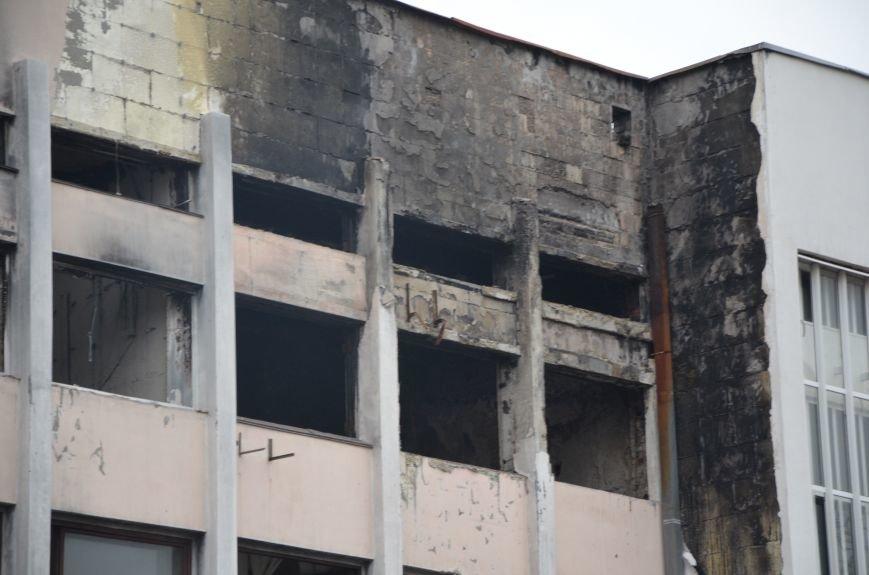 Реконструкция здания Мариупольского горсовета оказалась под вопросом (ФОТО), фото-2
