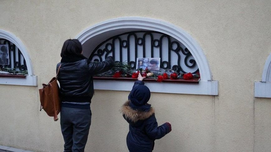 Харьковчане почтили память Бориса Немцова (ФОТО), фото-6