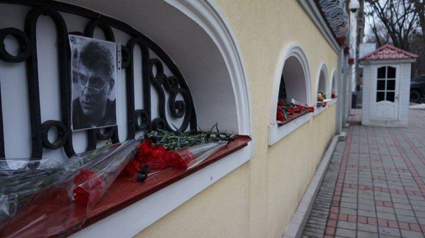 Харьковчане почтили память Бориса Немцова (ФОТО), фото-3