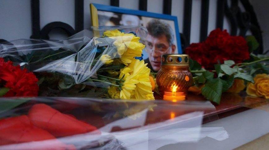 Харьковчане почтили память Бориса Немцова (ФОТО), фото-9