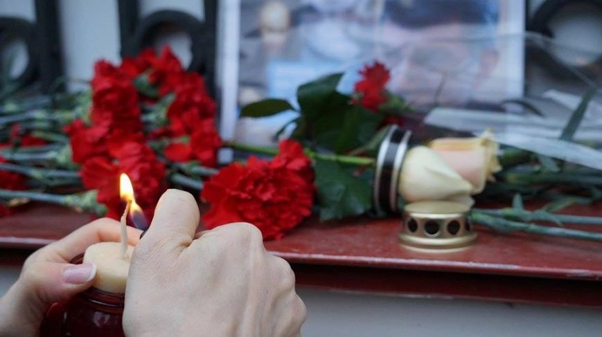 Харьковчане почтили память Бориса Немцова (ФОТО), фото-2
