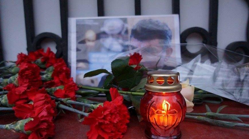 Харьковчане почтили память Бориса Немцова (ФОТО), фото-4
