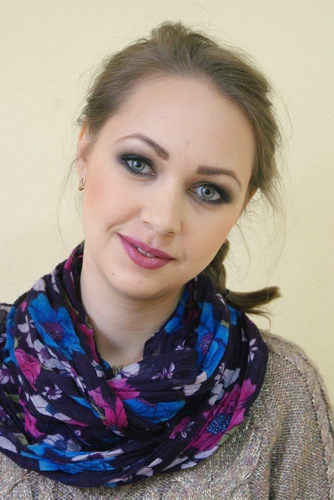 В Мариуполе прошел мастер класс Оксаны Дорофеевой «Девичник с визажистом», фото-5