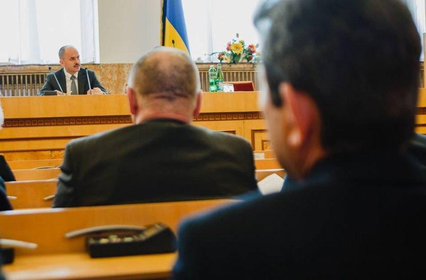 Голова Закарпатської ОДА провів нараду з керівниками районів (ФОТО, ВІДЕО), фото-2