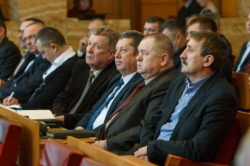 Голова Закарпатської ОДА провів нараду з керівниками районів (ФОТО, ВІДЕО), фото-1