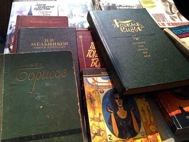 В Одессе стартовал «Фестиваль старой книги» в помощь бойцам АТО (ФОТОРЕПОРТАЖ) (фото) - фото 1