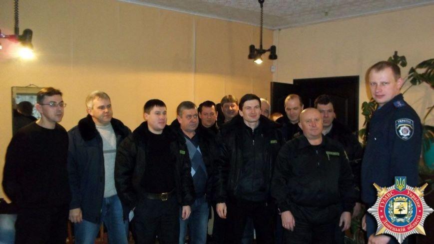 Правоохранители учат население Красноармейска безопасному поведению (ФОТО), фото-2