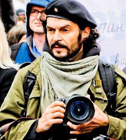 Во время обстрела Песок погибли журналист и боец «Правого сектора» (ФОТО, ВИДЕО), фото-1