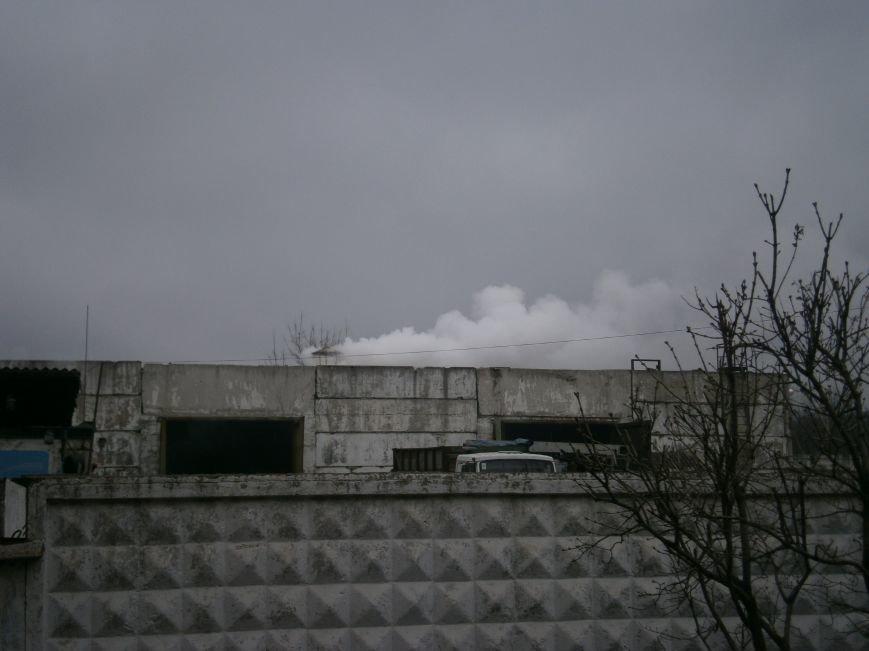 Сегодня «Гарант-Сервис» накрыл густым дымом м-н «Молодежный» в Димитрове (ФОТО+ВИДЕО) (фото) - фото 4