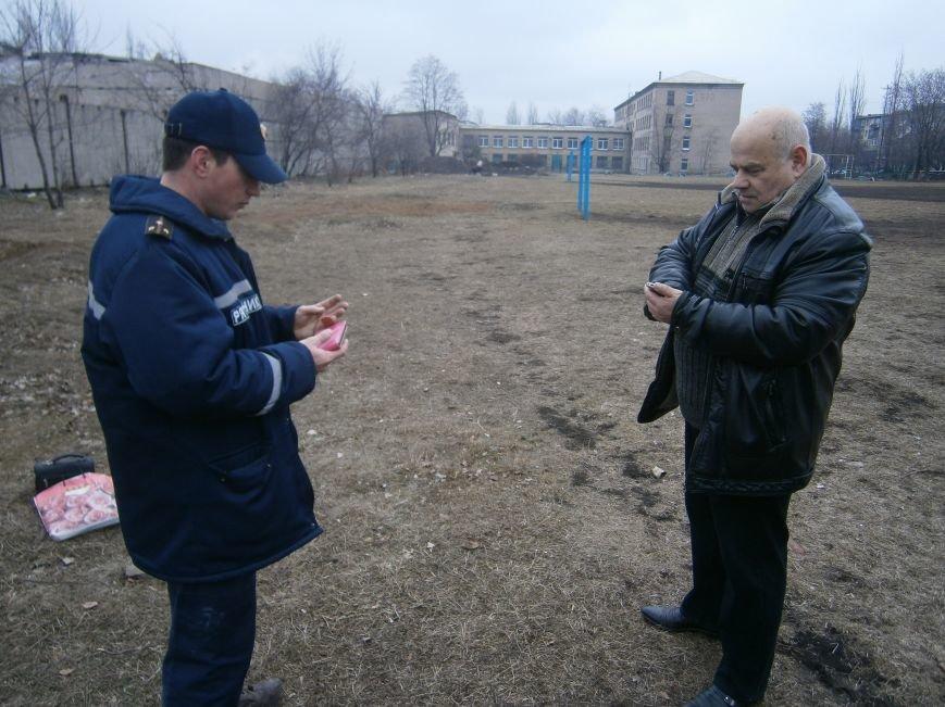 Сегодня «Гарант-Сервис» накрыл густым дымом м-н «Молодежный» в Димитрове (ФОТО+ВИДЕО) (фото) - фото 1