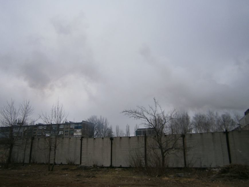 Сегодня «Гарант-Сервис» накрыл густым дымом м-н «Молодежный» в Димитрове (ФОТО+ВИДЕО) (фото) - фото 15