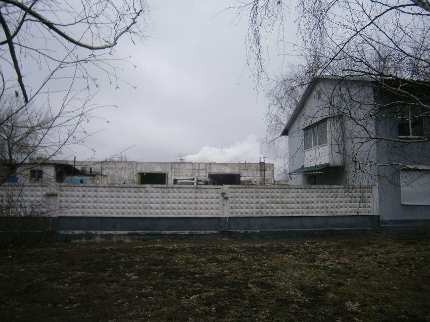 Сегодня «Гарант-Сервис» накрыл густым дымом м-н «Молодежный» в Димитрове (ФОТО+ВИДЕО) (фото) - фото 5