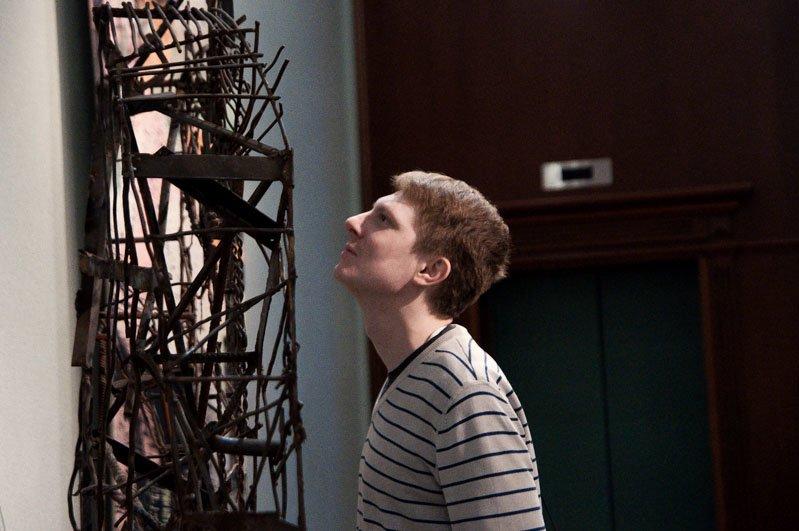 Тени металла. В Белгороде открылась выставка скульптур Сергея Дементьева «Конструкции внутри нас», фото-2