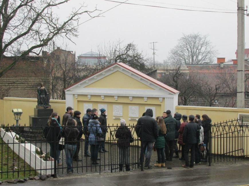 1 березня проведено відкриту екскурсію Ужгородом: «Кладовища Ужгорода» (ФОТО), фото-8