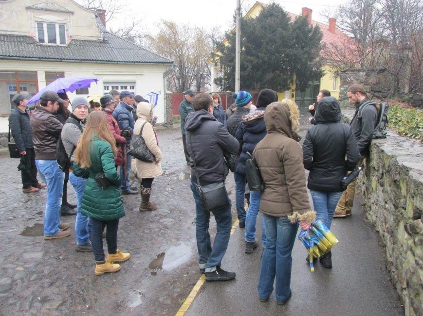 1 березня проведено відкриту екскурсію Ужгородом: «Кладовища Ужгорода» (ФОТО) (фото) - фото 11