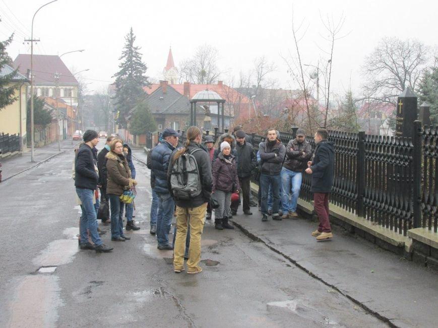 1 березня проведено відкриту екскурсію Ужгородом: «Кладовища Ужгорода» (ФОТО) (фото) - фото 18