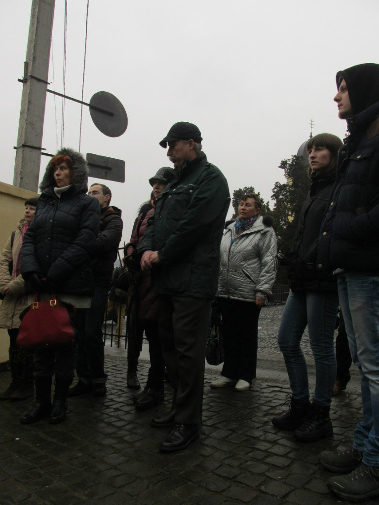 1 березня проведено відкриту екскурсію Ужгородом: «Кладовища Ужгорода» (ФОТО) (фото) - фото 19