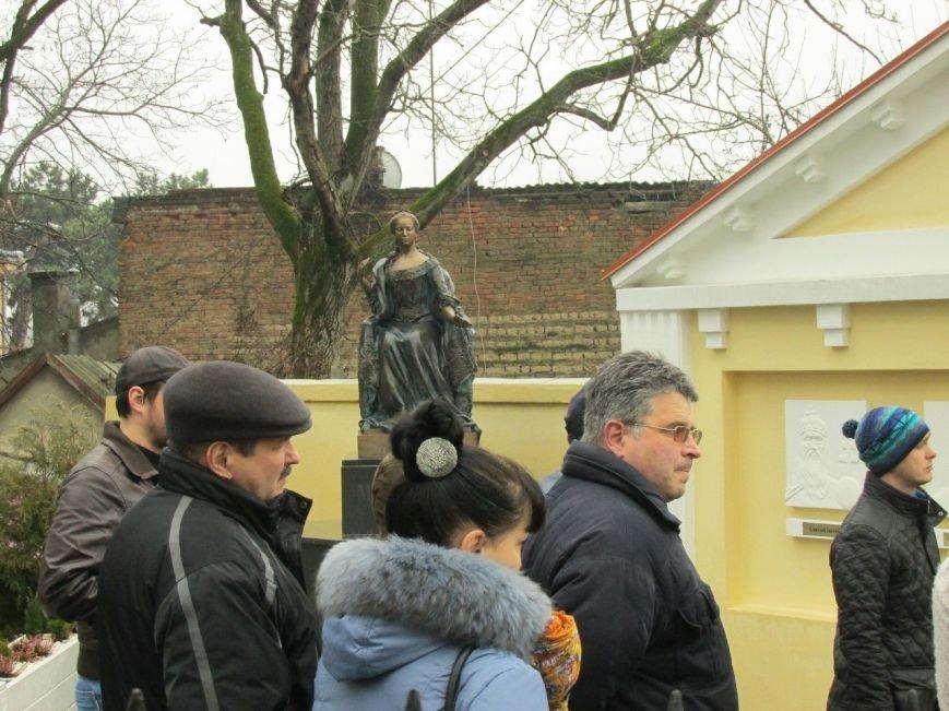1 березня проведено відкриту екскурсію Ужгородом: «Кладовища Ужгорода» (ФОТО) (фото) - фото 16