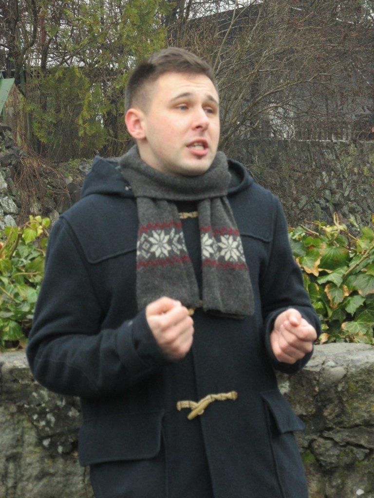 1 березня проведено відкриту екскурсію Ужгородом: «Кладовища Ужгорода» (ФОТО), фото-13