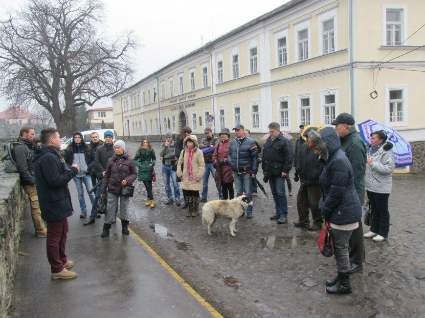 1 березня проведено відкриту екскурсію Ужгородом: «Кладовища Ужгорода» (ФОТО) (фото) - фото 8