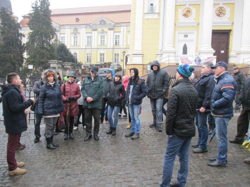 1 березня проведено відкриту екскурсію Ужгородом: «Кладовища Ужгорода» (ФОТО), фото-3