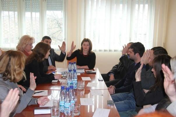 Ужгородська міська організація Єдиного Центру провела ІІ-й етап конференції (ФОТО), фото-3