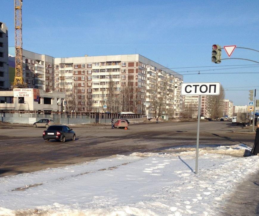 Утренняя авария на проспекте Филатова (фото) - фото 2