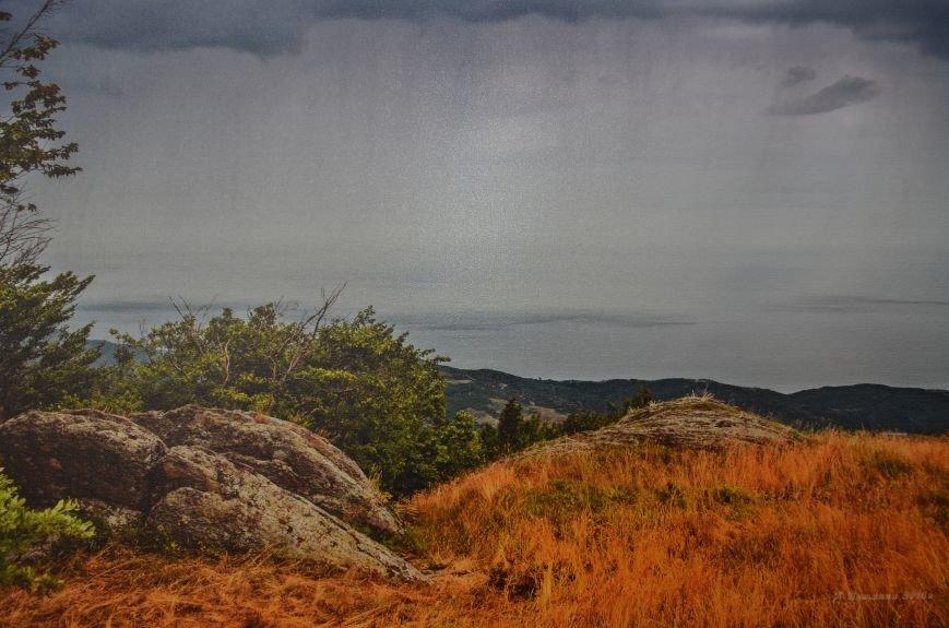На открывшейся в Симферополе фотовыставке можно полюбоваться крымскими пейзажами (ФОТО), фото-11