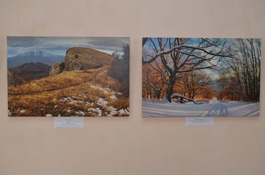 На открывшейся в Симферополе фотовыставке можно полюбоваться крымскими пейзажами (ФОТО), фото-14