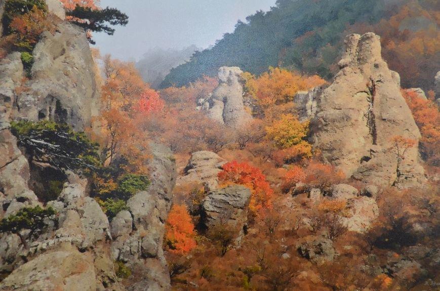 На открывшейся в Симферополе фотовыставке можно полюбоваться крымскими пейзажами (ФОТО), фото-16