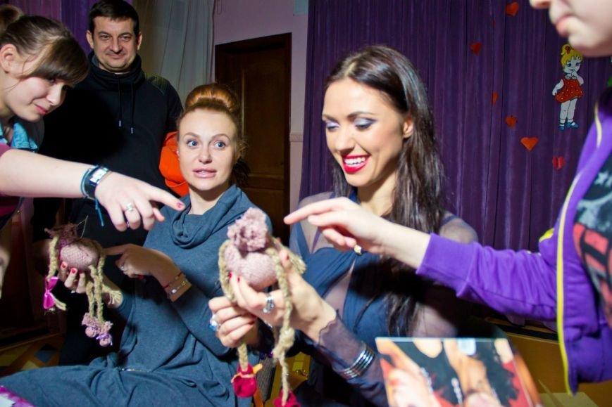 В Запорожской области «Ангелы» познакомили детей с «НеАнгелами» (ФОТО) (фото) - фото 3