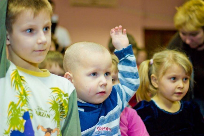 В Запорожской области «Ангелы» познакомили детей с «НеАнгелами» (ФОТО) (фото) - фото 2