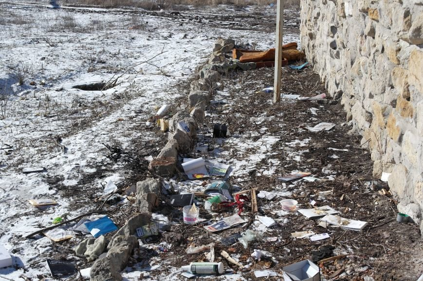 Причины возникновения стихийных свалок мусора в Димитрове (ФОТОРЕПОРТАЖ), фото-3