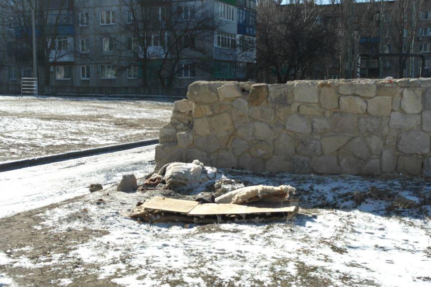 Причины возникновения стихийных свалок мусора в Димитрове (ФОТОРЕПОРТАЖ), фото-6