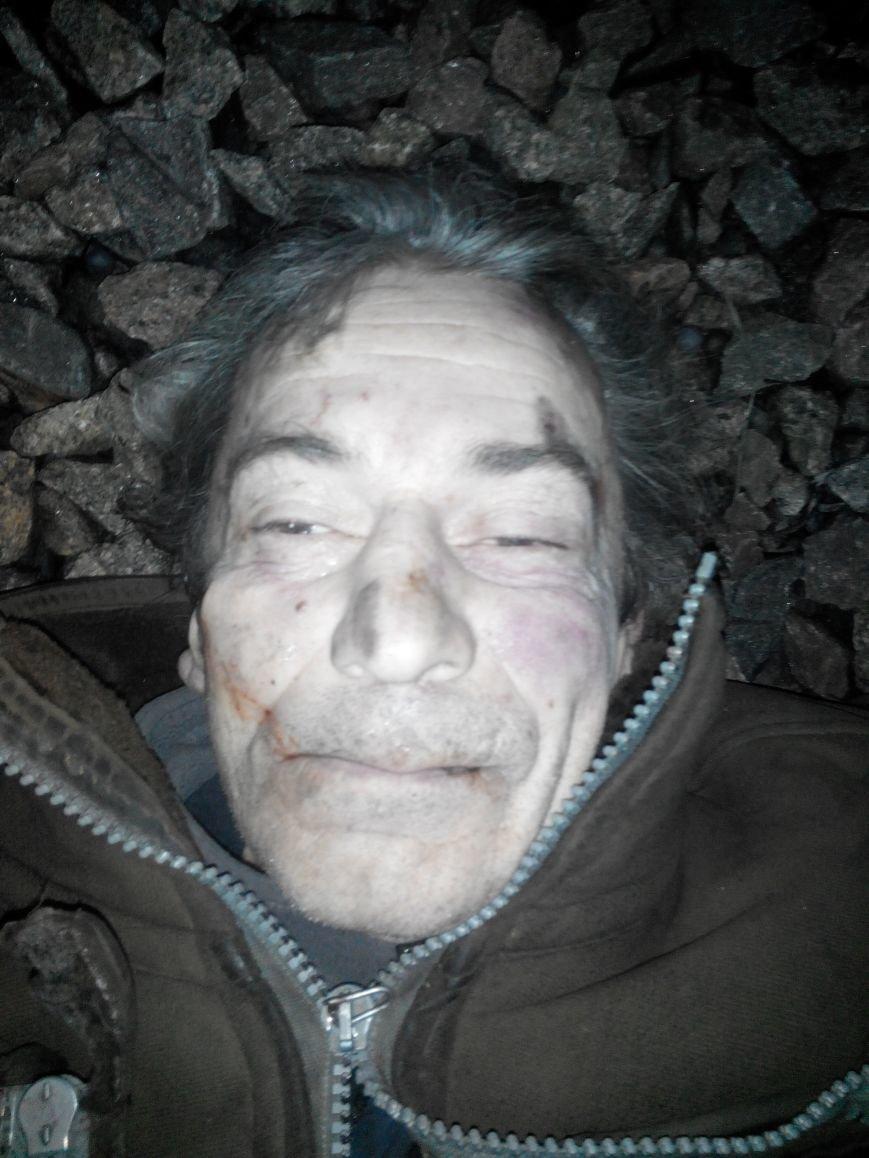 Уважаемые граждане, помогите установить личность человека, погибшего в Крюкове на железной дороге (ФОТО) (фото) - фото 1