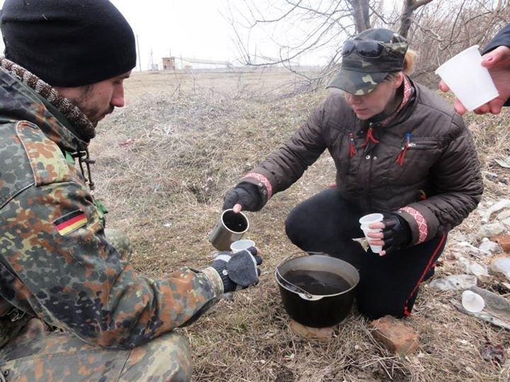 На Днепропетровщине «Правый сектор» учил гражданских воевать (ФОТО), фото-3