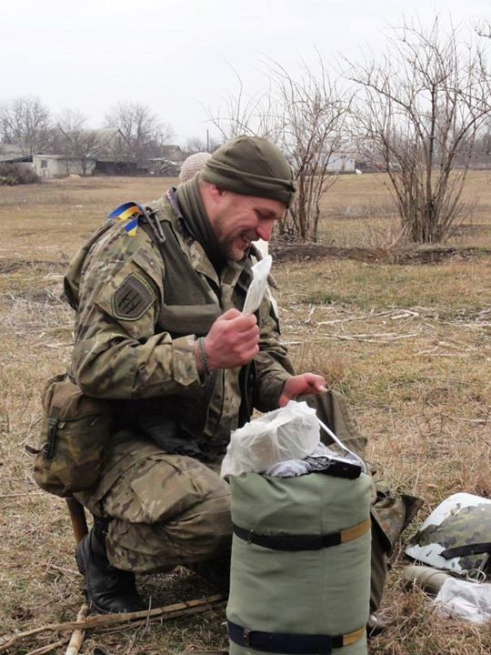 На Днепропетровщине «Правый сектор» учил гражданских воевать (ФОТО), фото-2
